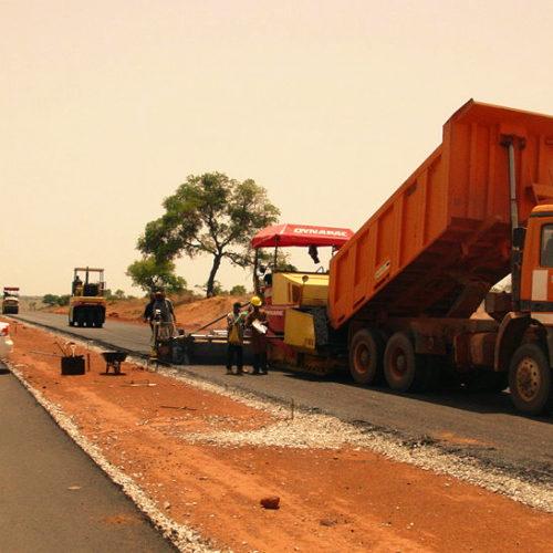Kaduna Doğu Otoyolu İnşaatı, Nijerya