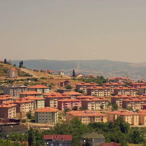 Kocaeli 1288 Adet Konut ve Sosyal Donatılar (İş Merkezi, 24 Derslikli Okul), Altyapı ve Çevre Düzenleme