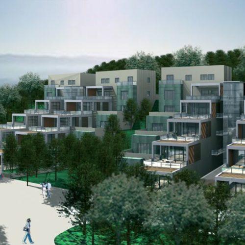 Ankara Güneypark Konut İnşaatı