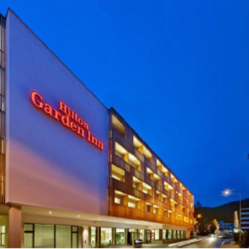 Yakutsk Hilton Garden Inn Otel İnşaatı